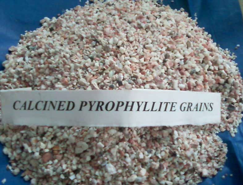 Calcined Pyrophyllite Grains