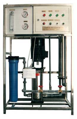 Reverse Osmosis Plant