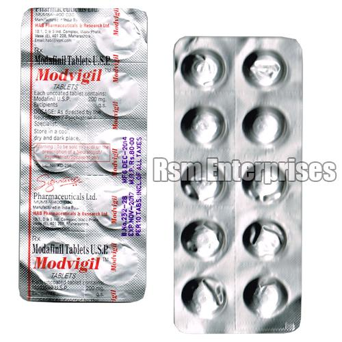 Modvigil 200 mg Tablets