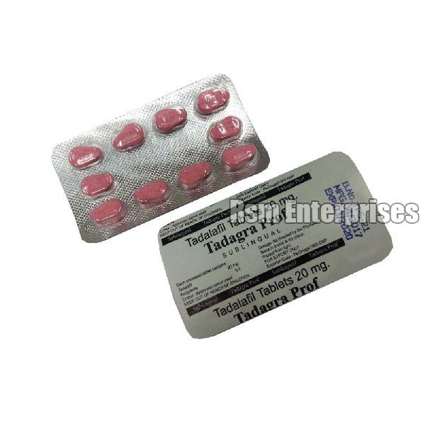 Tadaga Super 60 mg Tablets