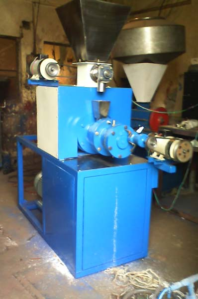 Soya Puff Making Machine
