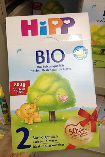HIPP Bio Baby Milk Powder