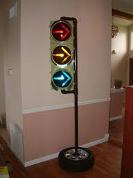 Wireless Traffic Signal Lights