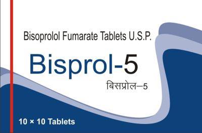 Bisprol-5 Tablets