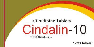 Cindalin-10 Tablets