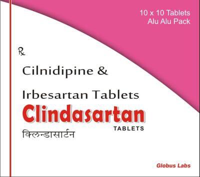 Clindasartan Tablets