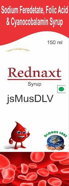 Rednaxt Syrup