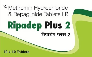 Ripadep Plus 2 Tablets