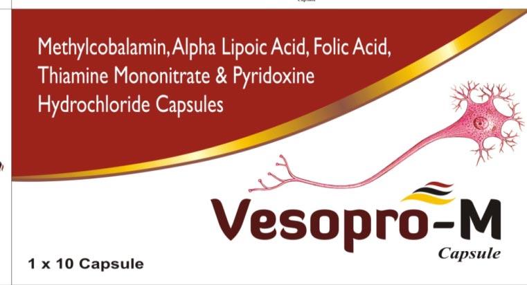 Vesopro-M Capsules