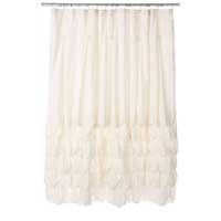 Cotton Frilled Curtains