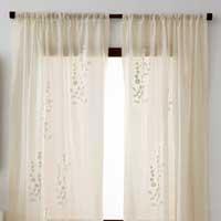 Handmade Sheer Curtains