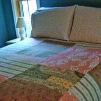 Patchwork Duvet Bed Cover