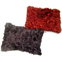 Petal Frilled Cushion Covers
