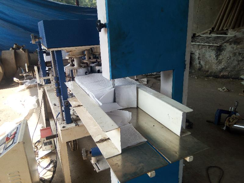 Tissue Paper Making Machine 01