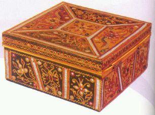 Lacquer Handicrafts