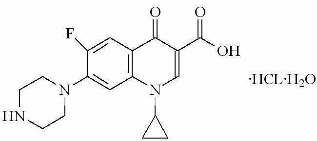 Ciprofloxacine Base
