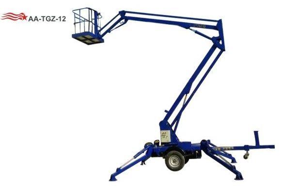 AA-TGZ12 Self Propelled Work Platform