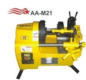 AA-M21 Electric Pipe & Bolt Threading Machine
