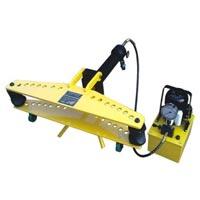 Motorized Hydraulic Pipe Bending Machine