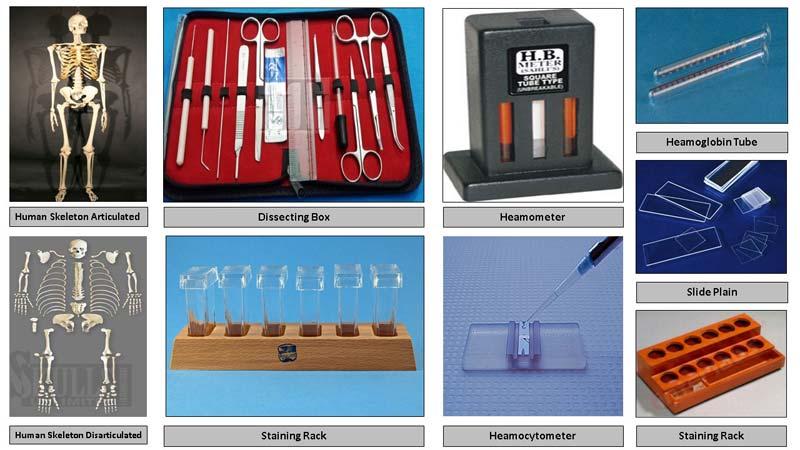 Biology Lab Equipments