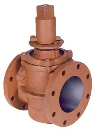 industrial application of gate valve