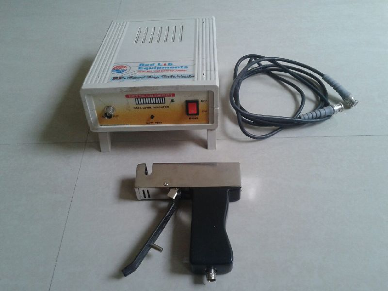 Blood Bag Hand Gun Tube Sealer ( Portable) 01
