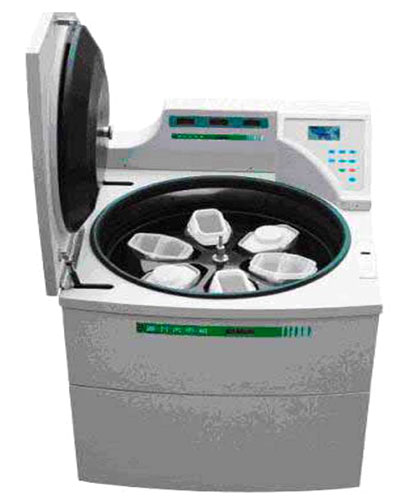 Blood Bank Refrigerated Centrifuge