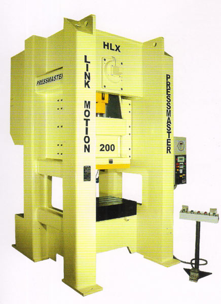 H Frame Press Machine (HLX Series)