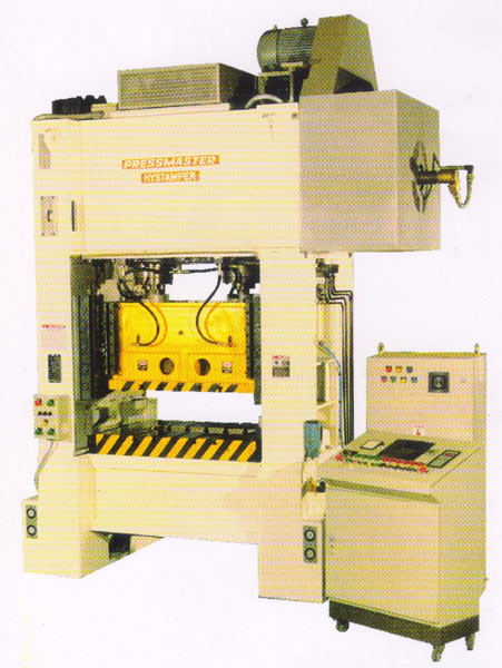 High Speed Press Machine (PMX Series)