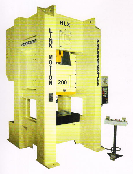Link Motion Press Machine (HLX Series)