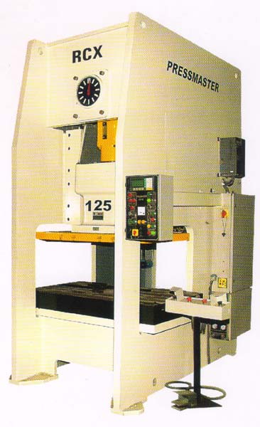 Ring Frame Press Machine