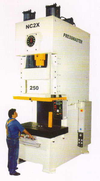 Single Point C Frame Press Machine (GLX Series)