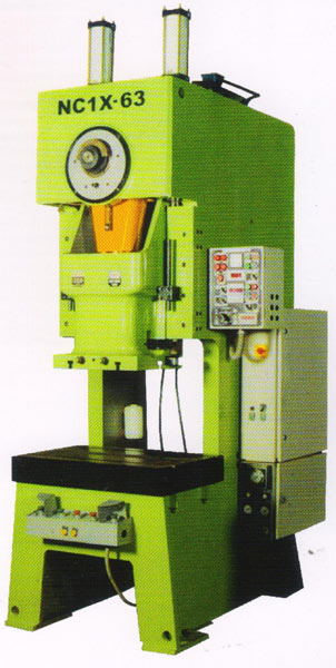 Single Point C Frame Press Machine (NC1X Series)