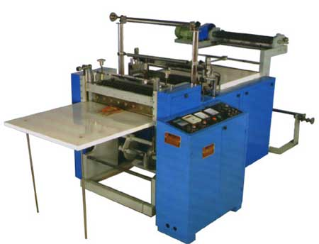 Micro Processor Controlled Bottom Sealing & Cutting Machine
