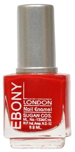 Ebony Fly Nail Polish