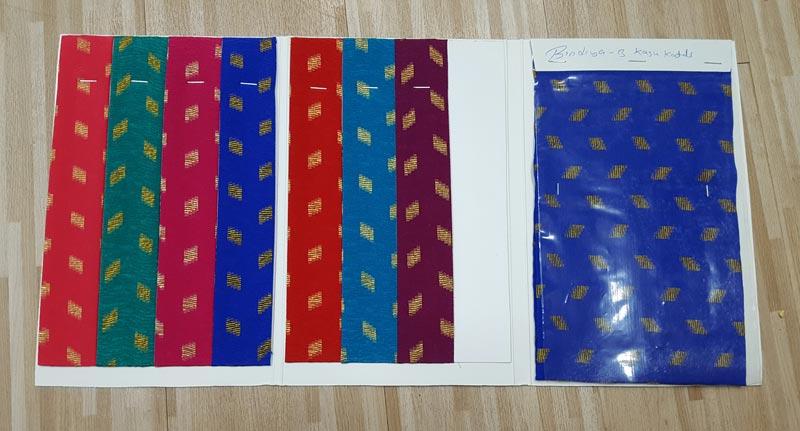 Bindiya 3 Jacquard Fabric