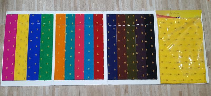 Bindiya Jacquard Fabric