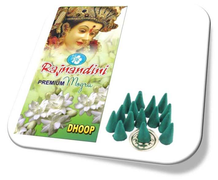 Rajnandini Premium Mogra Green Dhoop