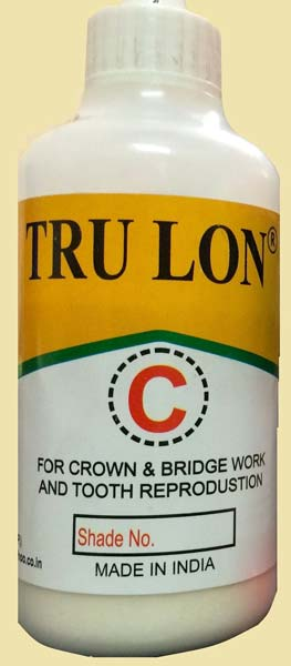 C Crown & Bridge Acrylic polymer