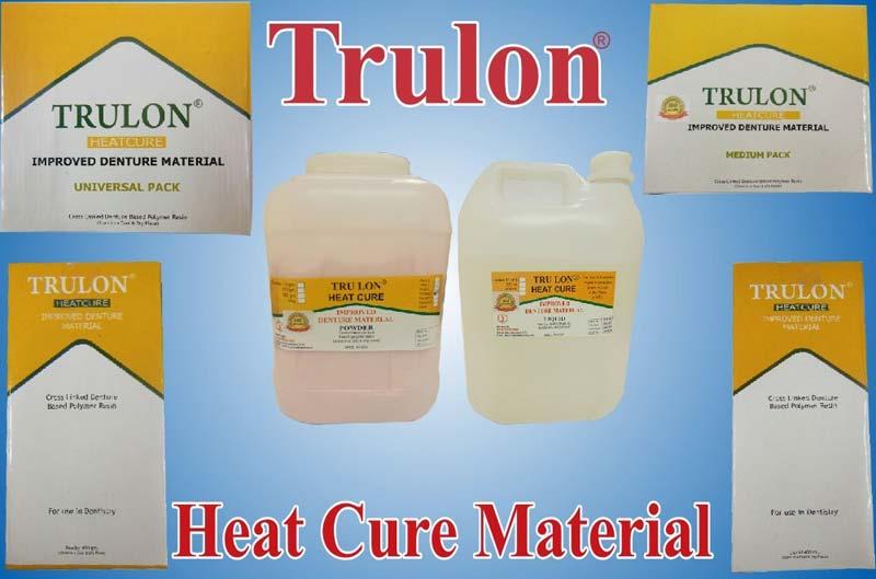 Heat Cure Acrylic Polymer