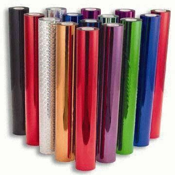 Textile Hot Stamping Foils