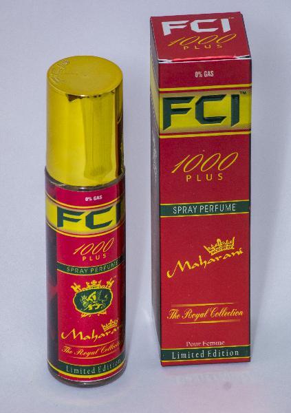 Maharani Perfume Spray