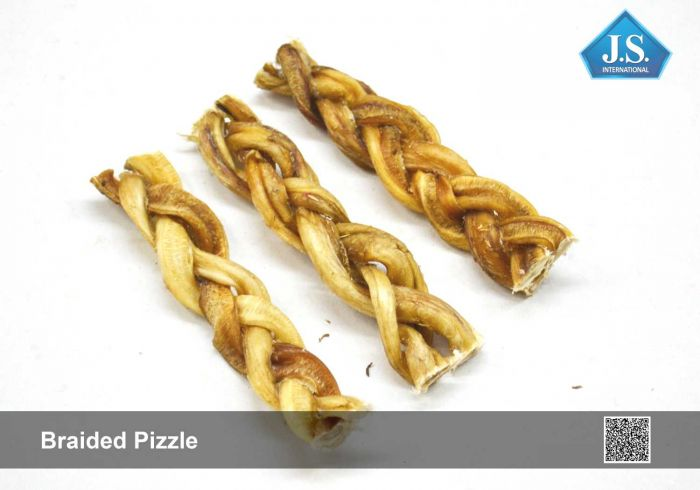 Braided Pizzle