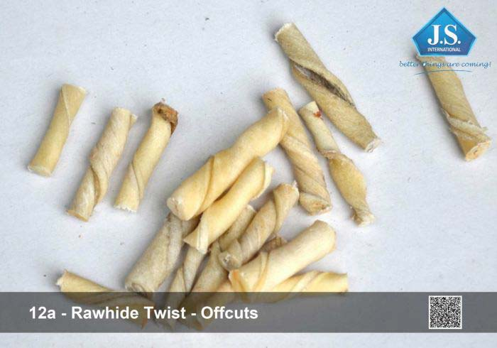 Rawhide Knotted Bone With Tripe