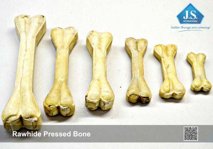 Rawhide Pressed Bone