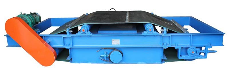 Over Band Electromagnetic Separator