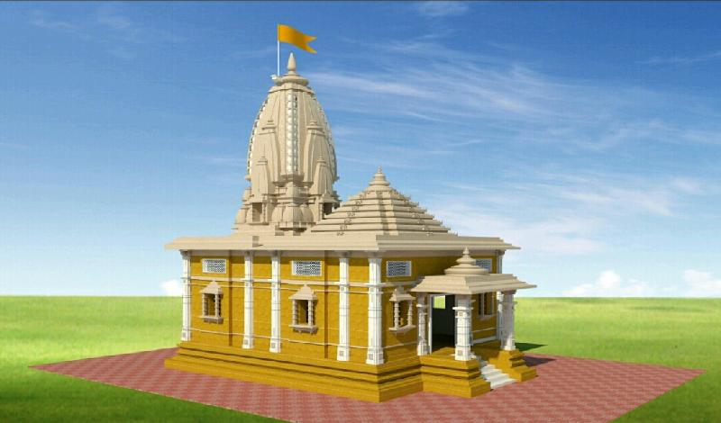 Temple Designing Services