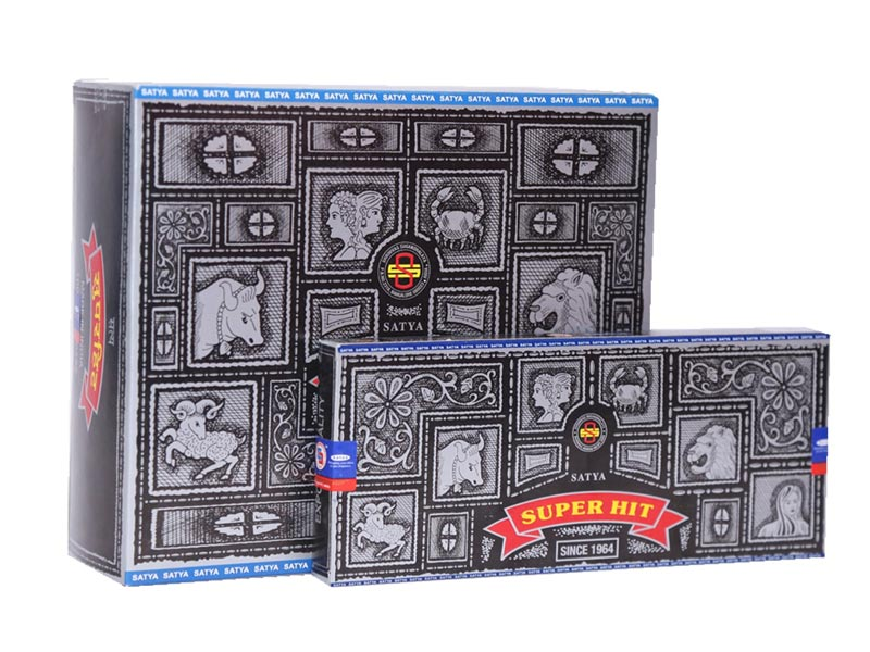 100 gm Satya Super Hit Incense Sticks
