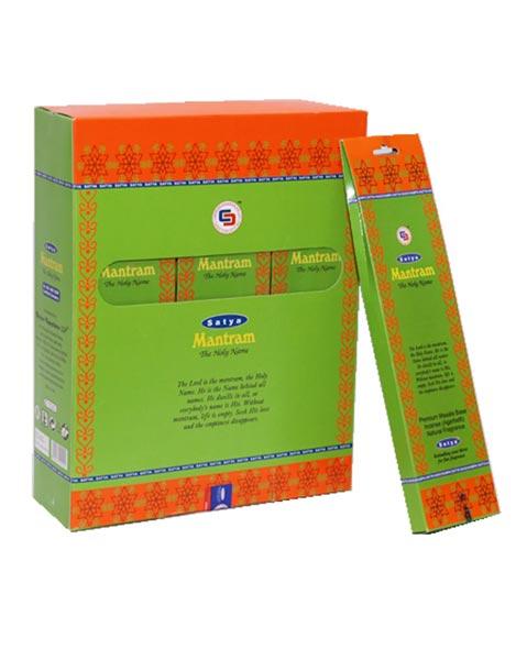 30 gm Satya Mantram Incense Sticks