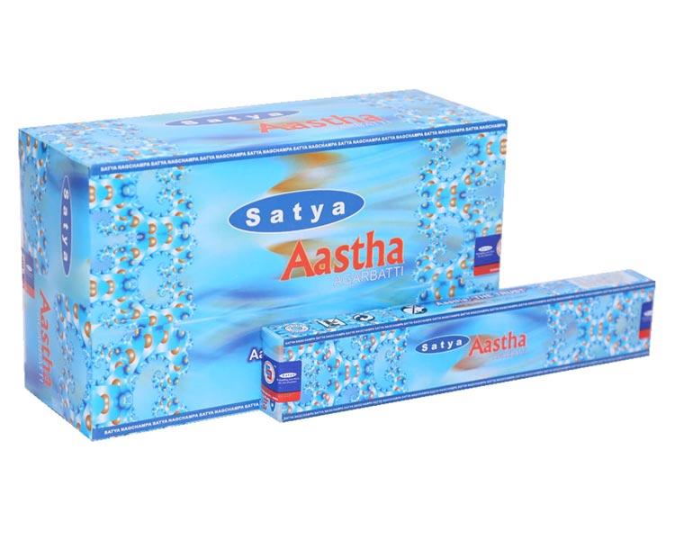 35 gm Satya Aastha Incense Sticks